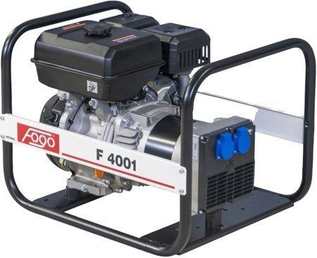 Agregat prądotwórczy FOGO F 4001 + Olej + Darmowa DOSTAWA