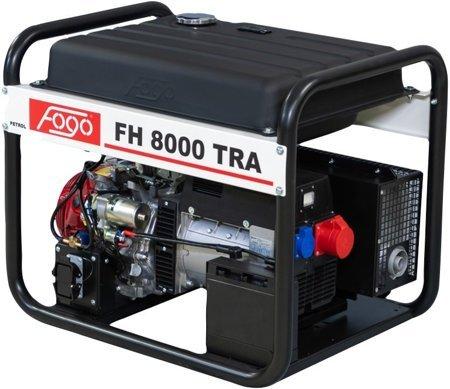 Agregat prądotwórczy FOGO FH 8000 TRA + Olej + Darmowa DOSTAWA