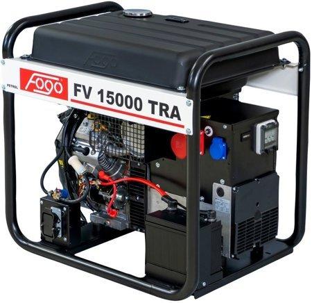 Agregat prądotwórczy FOGO FV 15000 TRA + Olej + Darmowa DOSTAWA