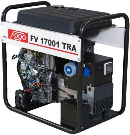 Agregat prądotwórczy FOGO FV 17001 TRA + Olej + Darmowa DOSTAWA