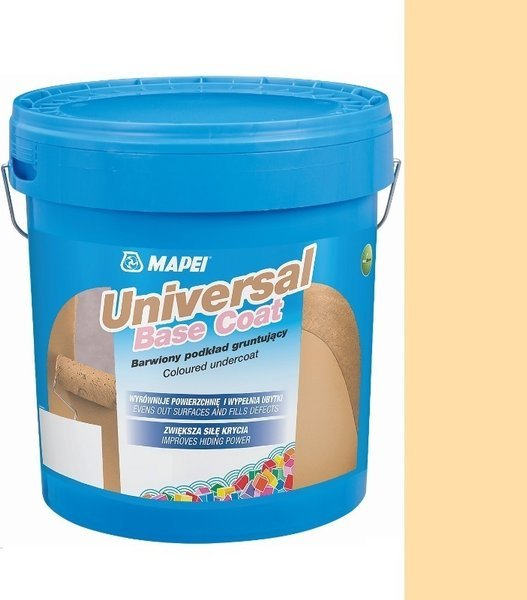 GRUNT ELEWACYJNY MAPEI UNIVERSAL BASE COAT 1075 20KG GRUPA-B