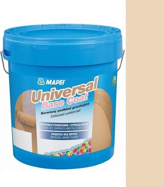 GRUNT ELEWACYJNY MAPEI UNIVERSAL BASE COAT 1111 20KG GRUPA-A