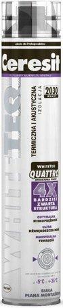 PIANA MONTAŻOWA BIAŁA CERESIT WhiteTeQ Quattro 750ML